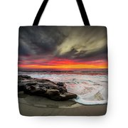Will Of The Wind Tote Bag