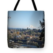 Willamette Falls 2 Tote Bag