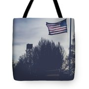 Willamette National Cemetery Tote Bag