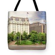 Willard Inter-continental Tote Bag