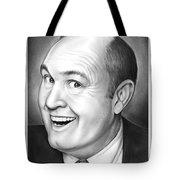 Willard Scott Tote Bag