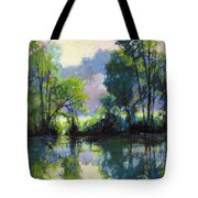 Willeo Park Misty Tote Bag