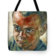 Willful Boy Tote Bag