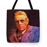 William Butler Yeats, Literary Legend Tote Bag
