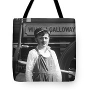 William Galloway  Tote Bag