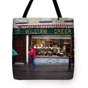 William Greer Tote Bag