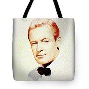 William Holden, Vintage Movie Star Tote Bag