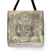 William IIi King Of The Netherlands Tote Bag