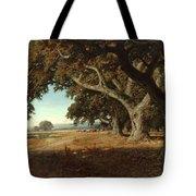 William Keith - California Ranch - 1908 Tote Bag