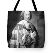 William Pitt, Prime Minister Of Britain Tote Bag