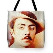 William Powell, Vintage Movie Star Tote Bag