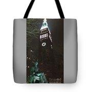 William Seward And Met Life Tower Tote Bag