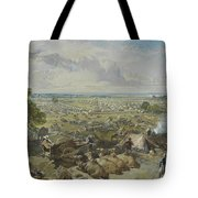 William Simpson, 1823-1899, Nilitary Camp Tote Bag