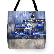 Williams Bmw Fw24 2002 Juan Pablo Montoya Tote Bag