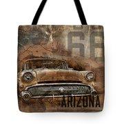 Williams Buick 2 Tote Bag