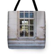Williamsburg Window 86 Tote Bag