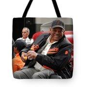 Willie Mays 2012 Tote Bag