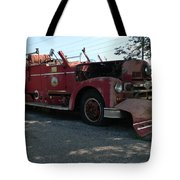 Willig Collection 6 Fire Truck Tote Bag