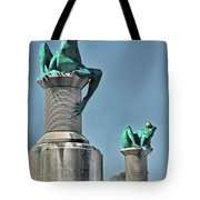 Willimantic Frogs Tote Bag