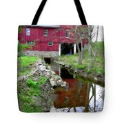 Williston Mill Reflections Tote Bag