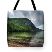 Willoughby Lake In Westmore Vermont Tote Bag