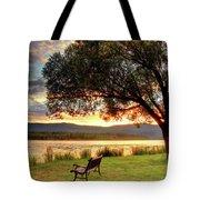 Willow Bay Tote Bag
