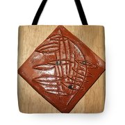 Willow Eye - Tile Tote Bag