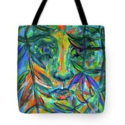 Willow Eye Stage One Tote Bag