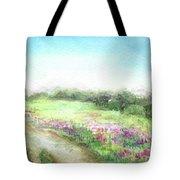 Willow-herb Tote Bag