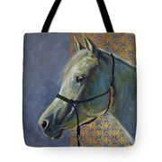 Willow In Winter Tote Bag