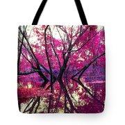 Willow Pink Tote Bag