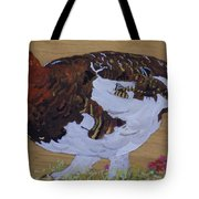 Willow Ptarnagin Tote Bag