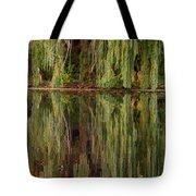 Willow Reflection Tote Bag