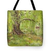 Willow Swing Tote Bag