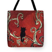 Willowing Tree Tote Bag