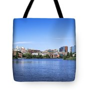 Wilmington Skyline Tote Bag