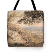 Wilmot's Hill, Kent Tote Bag