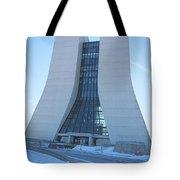 Wilson Hall At Fermilab Tote Bag