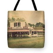 Wilson's Restaurant And Ice Cream Parlor Tote Bag