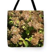 Wilting Flowers Tote Bag