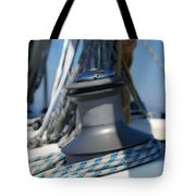Winched Tote Bag