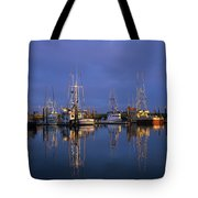Winchester Bay Reflections Tote Bag