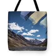 Wind And A Prayer Tote Bag