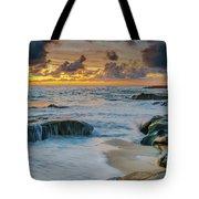Wind And Sea Tote Bag