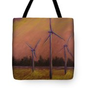 Wind And Wheat Tote Bag