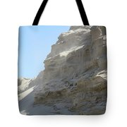 Wind Blowing Across The Desert Tote Bag