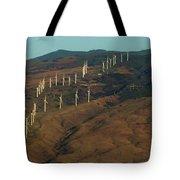 Wind Generators-signed-#0037 Tote Bag