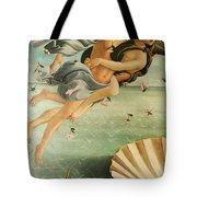 Wind God Zephyr Tote Bag