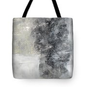 Wind In My Sails- Abstract Art Tote Bag
