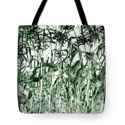Wind In The Corn Tote Bag